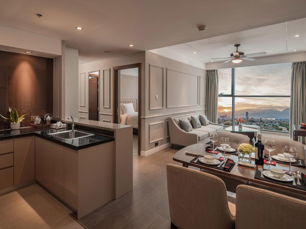 02 Bedroom Ocean View Apartment