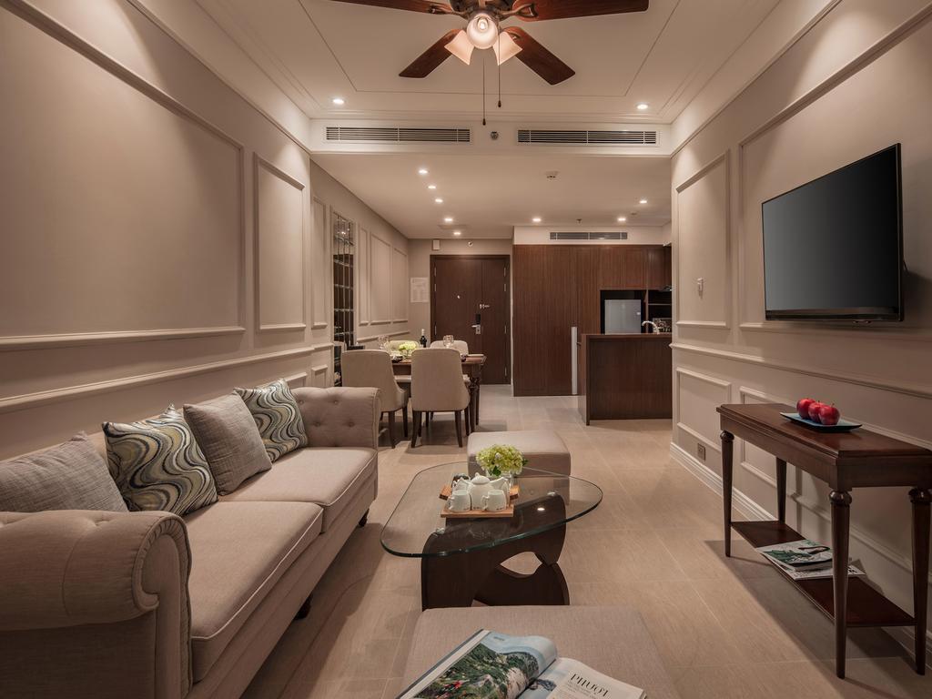 02 Bedroom Ocean View Suite