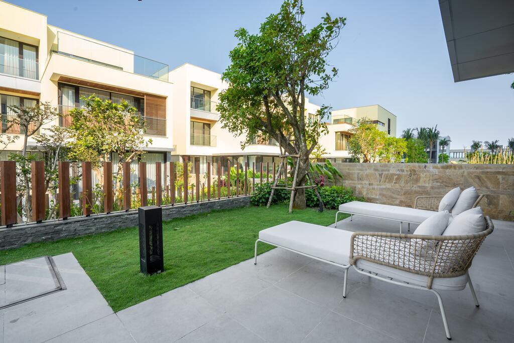 3 bedroom pool villa garden view